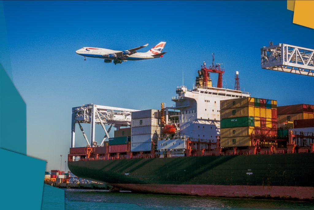 industrie aéronautique, bateau et avion