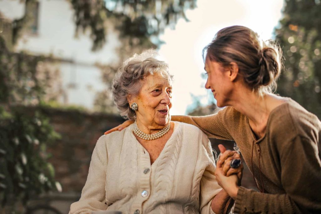cohabitation senior